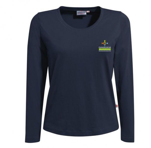 Damen-Langarm-Shirt